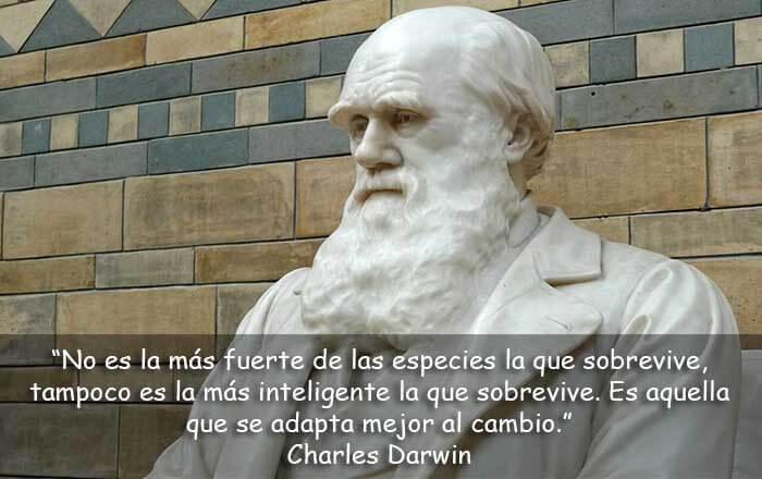 frases de Charles Darwin