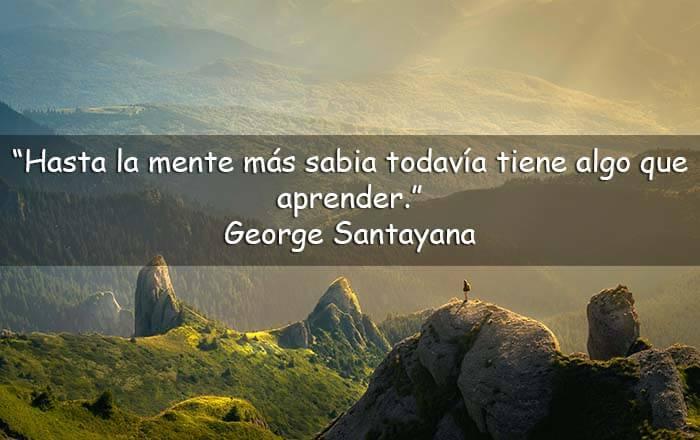 Frases de George Santayana