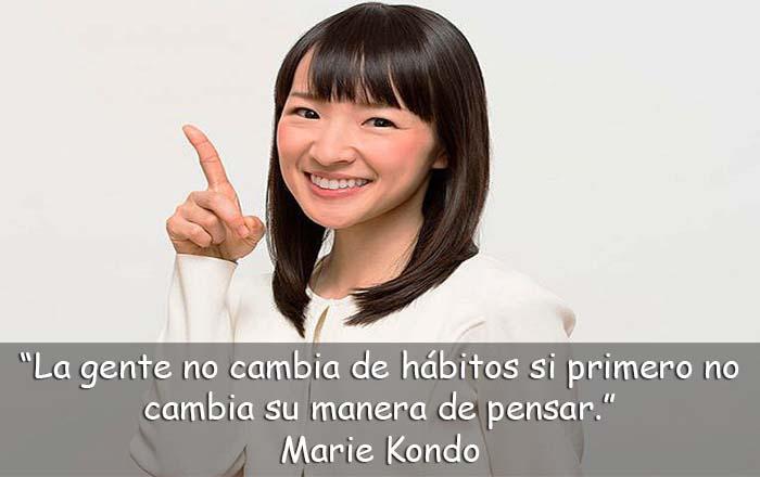 frases de Marie Kondo