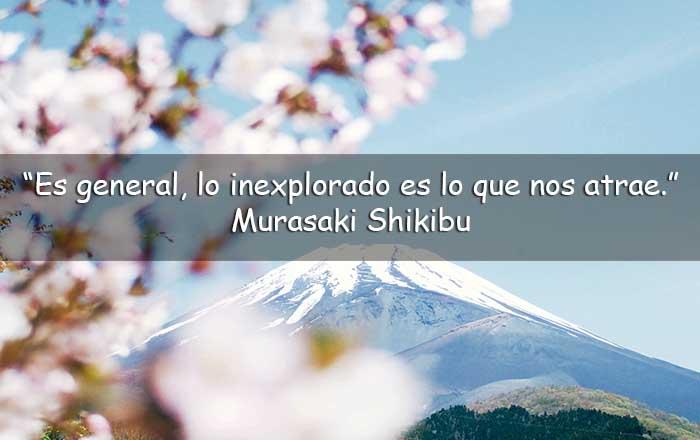 frases de Murasaki Shikibu