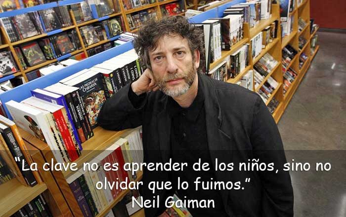 frases de Neil Gaiman