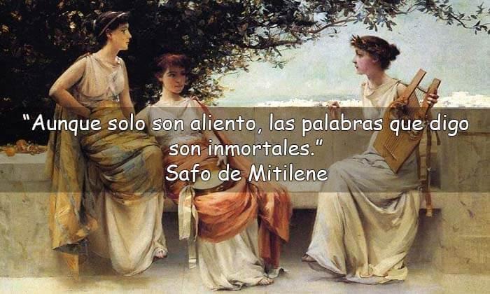 frases de Safo