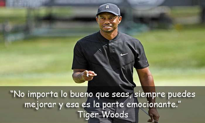 frases de Tiger Woods