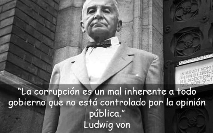 Frases sobre la corrupción