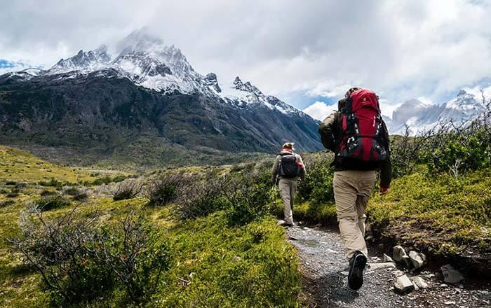 frases sobre el senderismo y el montañismo