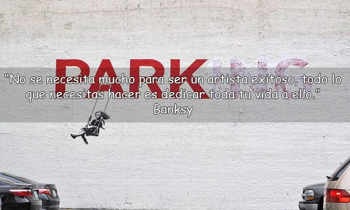 frases de Banksy