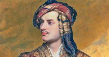 frases de Lord Byron