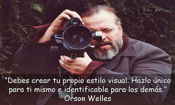 frases de Orson Welles