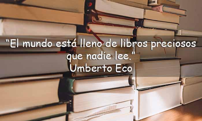 frases de Umberto Eco
