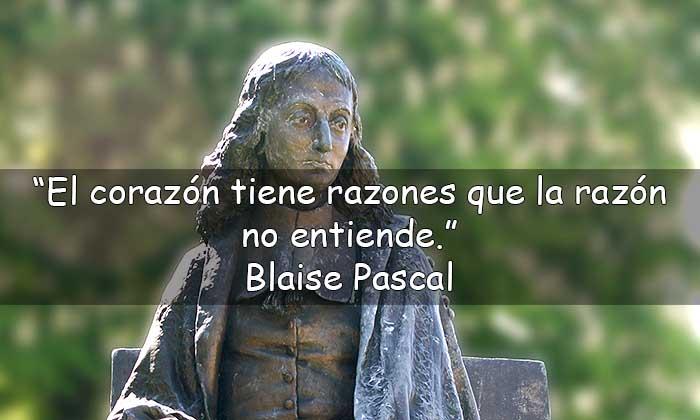 frases de Blaise Pascal