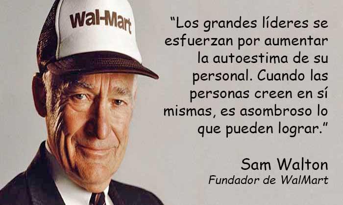 frases de Sam Walton