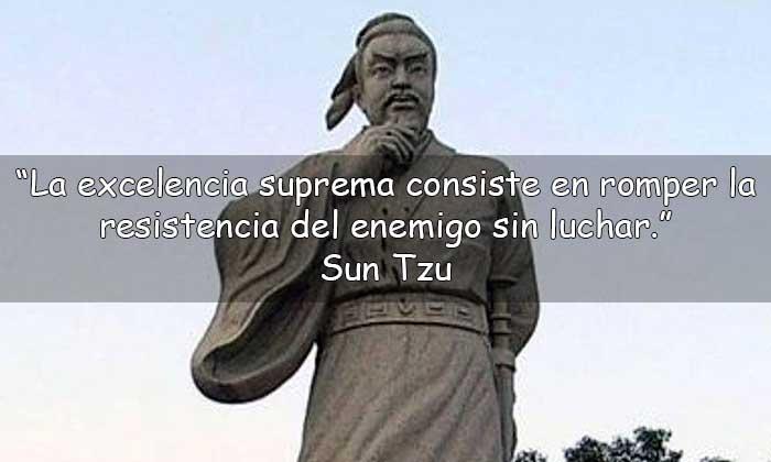 Frases de Sun Tzu