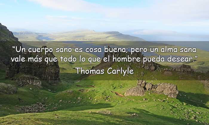 frases de Thomas Carlyle