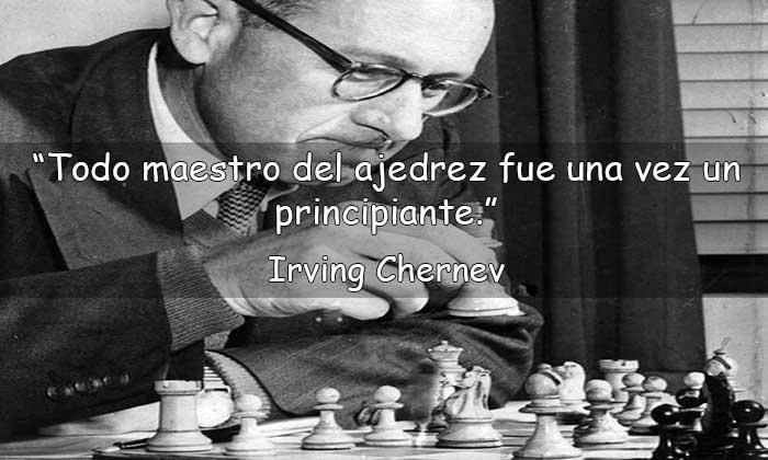 frases de ajedrez